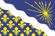Aufkleber Essonne Department