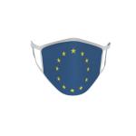 Gesichtsmaske Behelfsmaske Mundschutz Europa L
