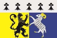 Flagge Finistere Department