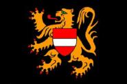Flagge Flämisch Brabant