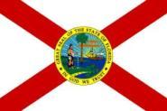 Fahne Florida 90 x 150 cm