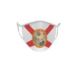Gesichtsmaske Behelfsmaske Mundschutz Florida L