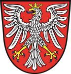 Aufkleber Frankfurt Wappen