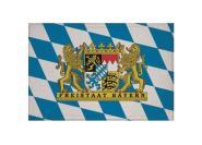Aufnäher Patch Freistaat Bayern 9 x 6 cm