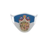 Gesichtsmaske Behelfsmaske Mundschutz Fürstentum Schwarzburg-Rudolstadt
