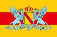 Flagge Großherzogtum Baden