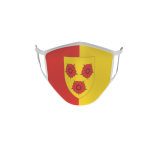 Gesichtsmaske Behelfsmaske Mundschutz  Grenoble