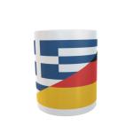 Tasse Griechenland-Deutschland