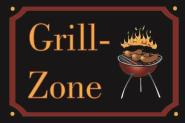 Flagge Grill - Zone