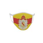 Gesichtsmaske Behelfsmaske Mundschutz Großherzogtum Baden Prachtwappen