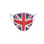 Gesichtsmaske Behelfsmaske Mundschutz Großbritannien L