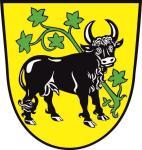 Aufkleber Güstrow Wappen