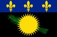 Flagge Guadeloupe