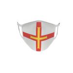 Gesichtsmaske Behelfsmaske Mundschutz  Guernsey