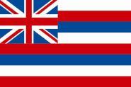 Flagge Hawaii