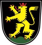 Aufkleber Heidelberg Wappen