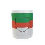 Tasse Helgoland mit Wappen
