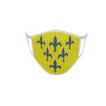 Gesichtsmaske Behelfsmaske Mundschutz Herzogtum Parma