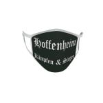 Gesichtsmaske Behelfsmaske Mundschutz Hoffenheim Kämpfen & Siegen