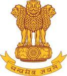 Aufkleber Indien Wappen