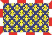 Aufkleber Indre et Loire Department