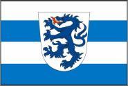 Flagge Ingolstadt