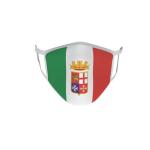 Gesichtsmaske Behelfsmaske Mundschutz Italien Marine