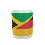 Tasse Jamaika-Deutschland