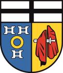 Aufkleber Kaarst Wappen