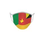 Gesichtsmaske Behelfsmaske Mundschutz Kamerun-Deutschland