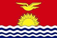 Aufkleber Kiribati