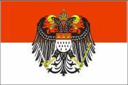 Aufkleber Köln mit großem Wappen 8 x 5 cm