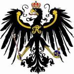 Aufkleber Königreich Preussen Adler Preußen