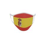 Gesichtsmaske Behelfsmaske Mundschutz Königreich Spanien