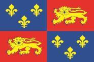 Flagge Landes Department