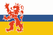 Flagge Limburg ( Niederlande ) 20 x 30 cm