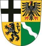 Aufkleber Landkreis Ahrweiler Wappen