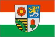 Flagge Landkreis Altenburger Land