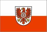 Flagge Landkreis Eichsfeld
