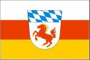 Aufkleber Landkreis Erding