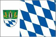 Aufkleber Landkreis Straubing - Bogen