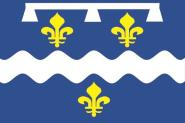 Aufkleber Loiret Department