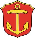 Aufkleber Ludwigshafen Wappen