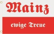 Fahne Mainz ewige Treue 90 x 150 cm