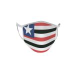 Gesichtsmaske Behelfsmaske Mundschutz Maranhao (Brasilien)