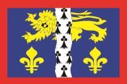 Flagge Mayenne Eps