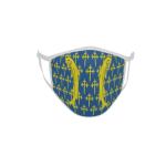 Gesichtsmaske Behelfsmaske Mundschutz Meuse Department