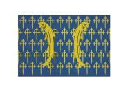 Aufnäher Meuse Department Patch 9 x 6 cm