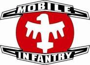 Aufkleber Starship Troopers Mobile Infantry