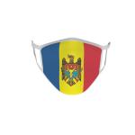 Gesichtsmaske Behelfsmaske Mundschutz Moldawien